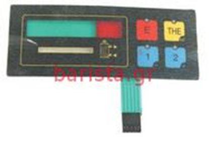 Εικόνα της San Marco  95 Sprint E/22/26/32/36 Bodywork/πλακέτα πληκτρολόγιου Membrane