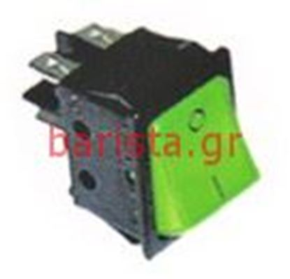 Picture of San Marco  Europa-95 Bodywork/dosing Devices Green 4 Faxton Switch