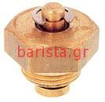 Picture of San Marco  Practical/ns85 Boiler 1/4 Teflon Empty Valve