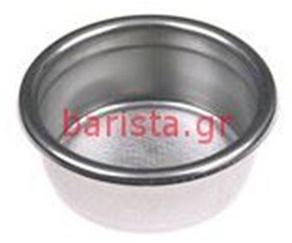 Εικόνα της San Marco  Filterholders 14 Grammes 2 Cups Filter