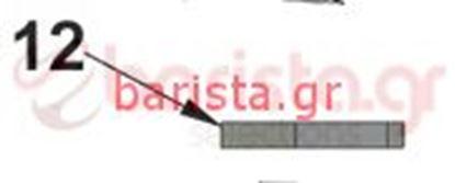 Εικόνα της Vibiemme Lollo Taps - Χρωμιωμένο παξιμάδι 3/8 (νο. 12)