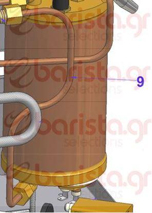 Εικόνα της Vibiemme Domobar Super Waterworks - Tube Connecting Solenoid Valve To Boiler