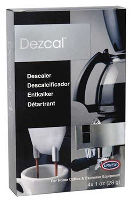 Urnex Dezcal Home Καθαριστικό Αλάτων 4x28gr
