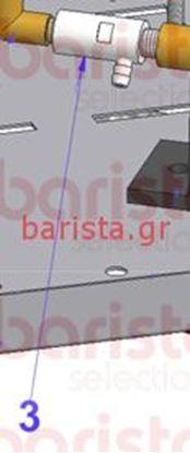 Εικόνα της Vibiemme Domobar Super Waterworks - Brass Autoprime Valve