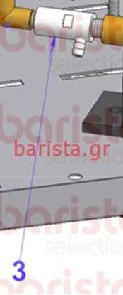 Picture of Vibiemme Domobar Super Waterworks - Brass Autoprime Valve