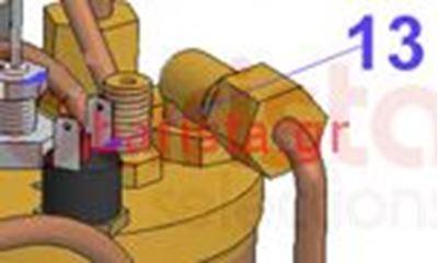 Vibiemme Domobar Super Electronic - 165 Degrees Glixon - Manual Reset