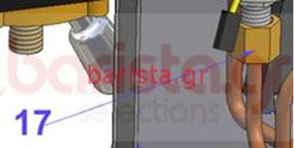 Picture of Vibiemme Domobar Super Waterworks - Double Boiler Pressurestat Tube