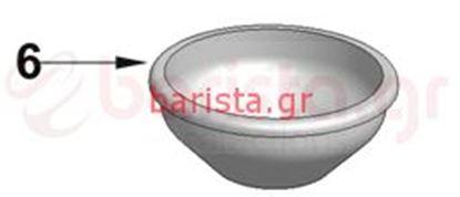 Picture of Vibiemme Domobar single filter basket 8gr