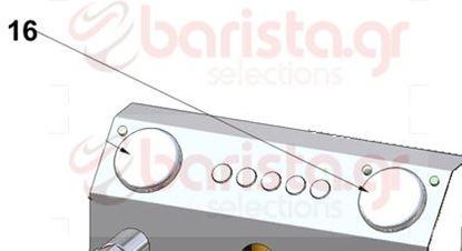 Picture of Vibiemme Domobar Super Bodywork - Boiler Pressure 0-4 Gauge