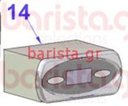 Εικόνα της Vibiemme Domobar Super Electronic - 220V Blue Display