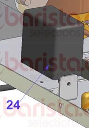 Εικόνα της Vibiemme Domobar Super Electronic - 220V Dosing Microprocessor