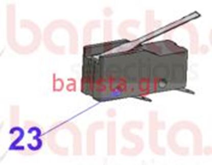 Picture of Vibiemme Domobar Super Electronic - Microinterruptor C26ZL3