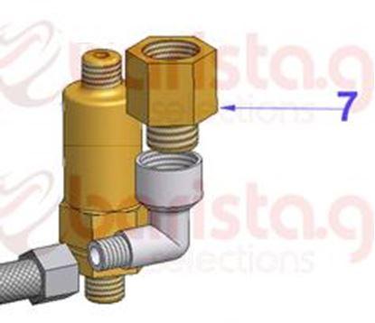 Picture of Vibiemme Domobar Super Motor Pump 3/8FX1/4M Reduction