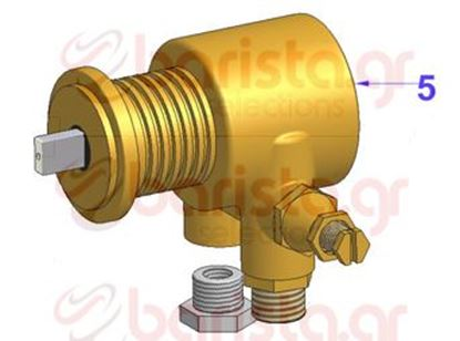 Εικόνα της Vibiemme Domobar Super Motor Pump 80 Litres Pump