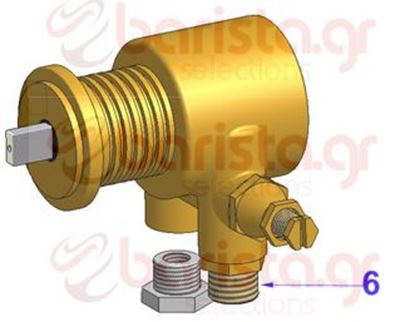 Picture of Vibiemme Domobar Super Motor Pump Pump Fitting