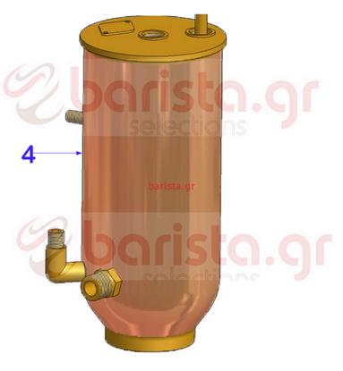 Εικόνα της Vibiemme Domobar Super Pid Coffee Boiler