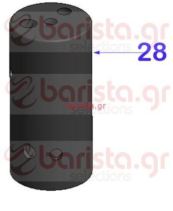 Εικόνα της Vibiemme Domobar Super Pid Coffee Boiler Insulation