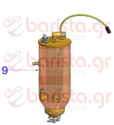 Picture of Vibiemme Domobar Super Pid Complete Coffee Boiler V2011