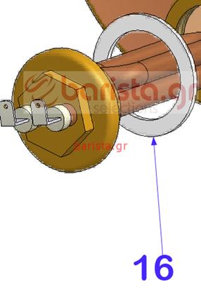 Picture of Vibiemme Domobar Super Pid Steam Boiler gasket