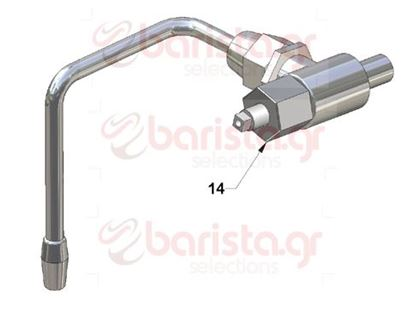 Picture of Vibiemme Domobar Super Taps - Steam Tap