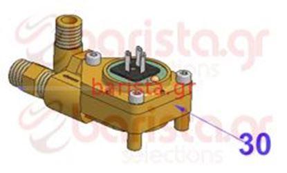Picture of Vibiemme Domobar Super Waterworks - Δοσομετρικό