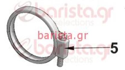 Picture of Vibiemme Lollo 2Gr Motor pump - Inox Clamp For Pump