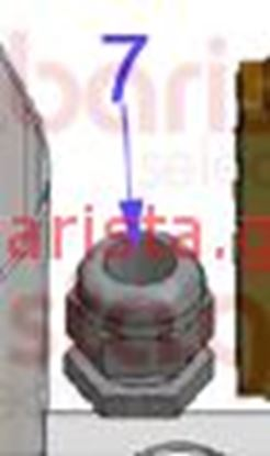 Εικόνα της Vibiemme Lollo Electronics - Cable Clamp PG D.21