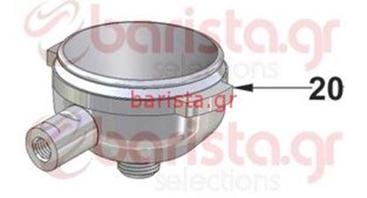 Εικόνα της Vibiemme Lollo Filterholder - Small Cup