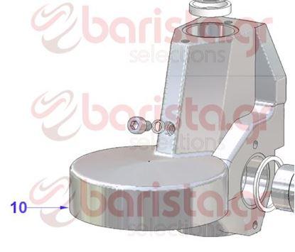 Εικόνα της Vibiemme Replica 2 Group 2 Boiler Pid Grouphead Automatic Group Body
