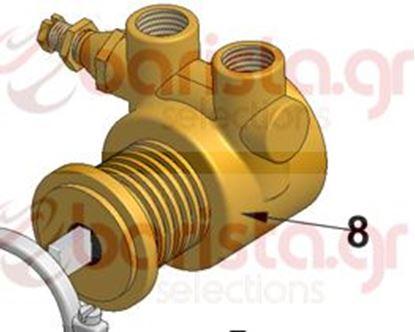 Picture of Vibiemme Replica 2 Group 2 Boiler Pid Motor Pump 80 Litres Pump
