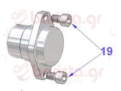 Picture of Vibiemme Domobar Super Grouphead Screw 6MA