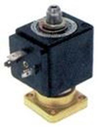 Picture of Wega Gemini Pipes 110v C.c Lucifer Solenoid