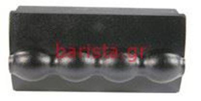 Εικόνα της Wega Sphera πληκτρολόγιο τυφλό Black πληκτρολόγιο