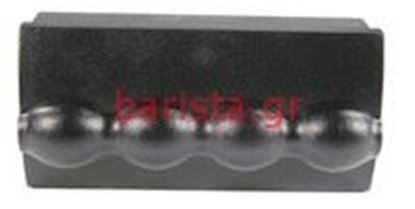 Picture of Wega Sphera Dosing Device Blind Black Dosing Device