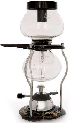 Picture of CNT-5 Ceramic Siphon Vacuum Pot with Butane Burner