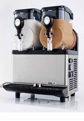 Εικόνα της Γρανιτομηχανή Gbg Granismart 2 New Edition Slush Machine