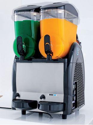 Εικόνα της Γρανιτομηχανη Gbg Spin 2ts Slush Machine