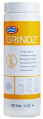 Picture of Urnex Grindz Coffee Grinder cleaning powder 430 Gr