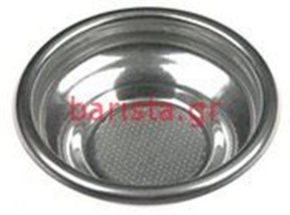 Εικόνα της Ascaso Bar Professional Boiler Group Before 04/2012 6gr. 1 Cup Filter