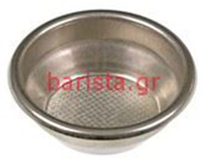 Picture of Ascaso Steel Duo Prof Group +6/2009 14gr. 2 Cups Filter Aisi304