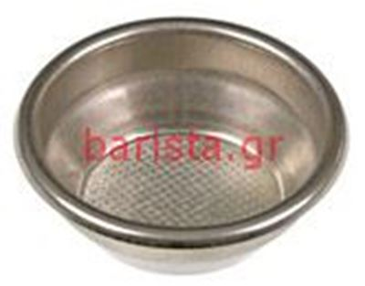 Ascaso Bar Professional Boiler Group Before 04/2012 14gr. 2 Cups Filter Aisi304