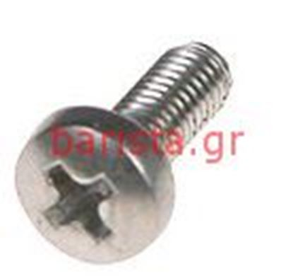 Εικόνα της Ascaso Steel Uno Water/steam Taps Tap Support Inox Screw