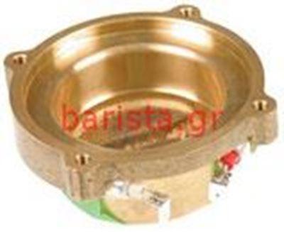 Ascaso Basic One Boiler Group 110v Resist.+ Boiler Lid