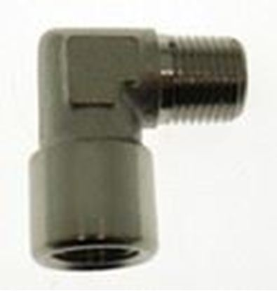 Picture of Ascaso Bar Water Inlet -04/2012 1/8 M-h Elbow Fitting
