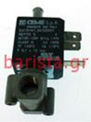 Picture of Ascaso Bar Capsule Group Before 04/2012 120v 3 Ways Solenoid