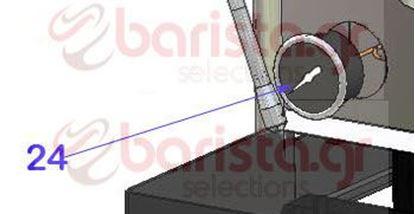 Picture of Vibiemme Lollo 2Gr Bodywork - Pump Pressure Gauge (item 24)