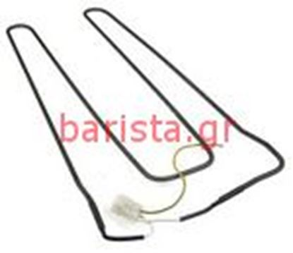 Picture of Rancilio Classe 10/sde - Classe 10/s Control Panel - Classe 10 Bodywork 150w Cupwarmer Resistance