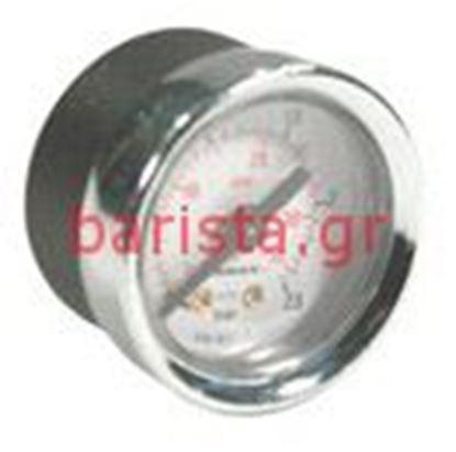 Εικόνα της Rancilio Classe 6 E - S - 8de Retention - Expansion Valve / Resistances / Boiler 2,5 Atm Manometer