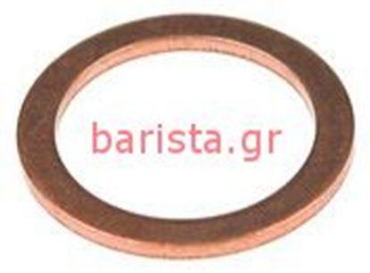 Εικόνα της Rancilio Classe 8 Boiler / Resistances / Valve Copper Gasket