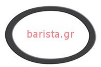 Picture of Rancilio Z9 Re Manual Group 1mm Rubber Gasket Suplem.